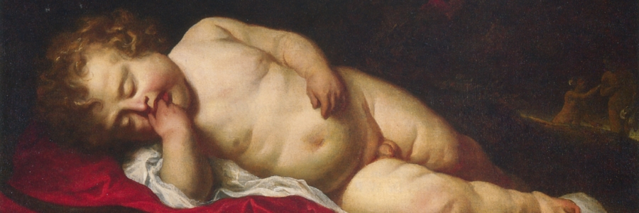 AM Flinck Slapende Cupido privecollectie
