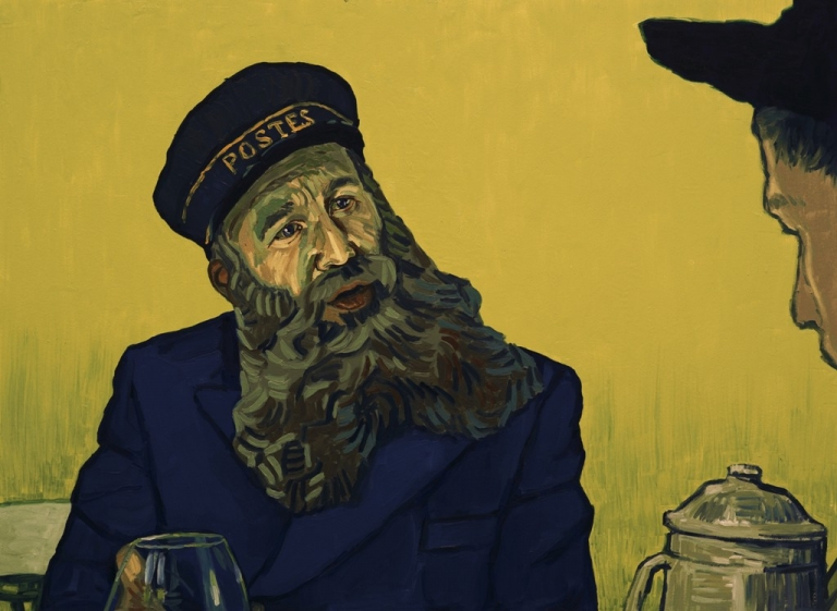 Loving Vincent still