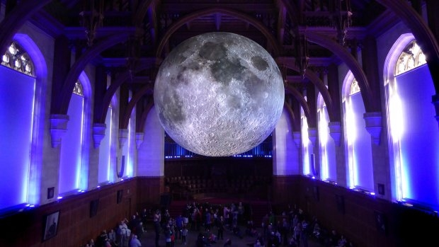 © Museum of the Moon