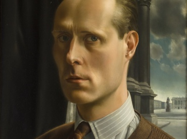 Zelfportret - Carel Willink